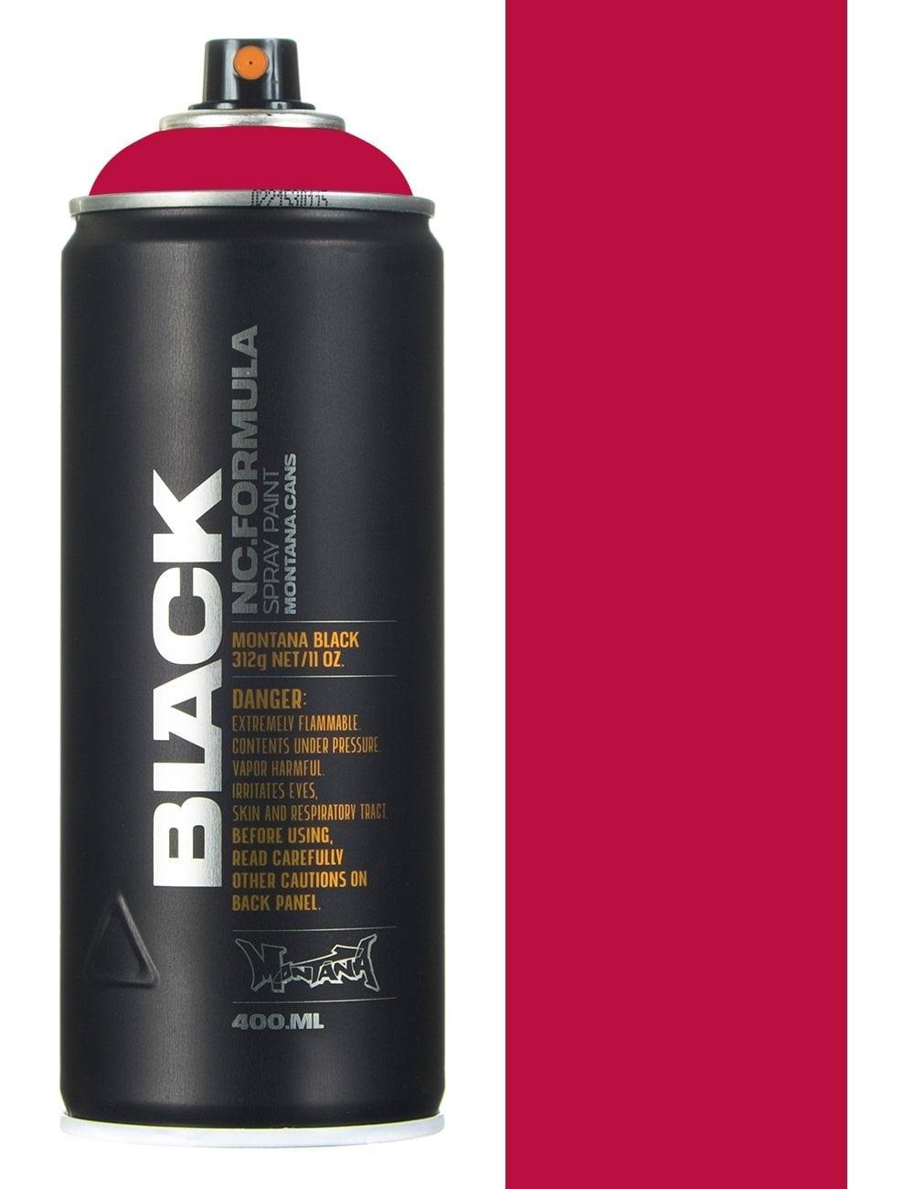Аэрозольная краска Montana Black Bloody mary 400 мл