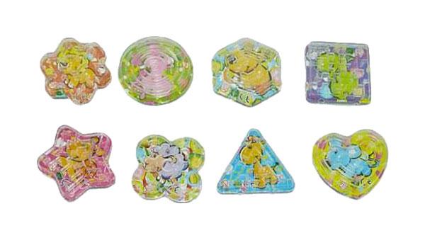 Купить Головоломка Shantou Gepai Лабиринт с шариком 3030 в ассортименте, Игрушки головоломки