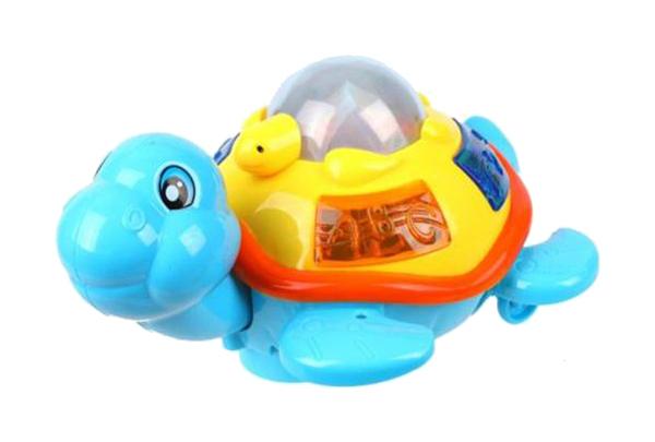 Купить Развивающая игрушка Наша Игрушка Черепашка 9016A в ассортименте, Наша игрушка, Интерактивные развивающие игрушки