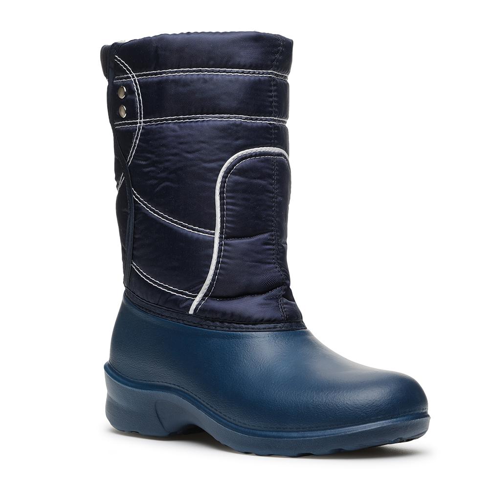 Женские сапоги Дюна синие 38 RU