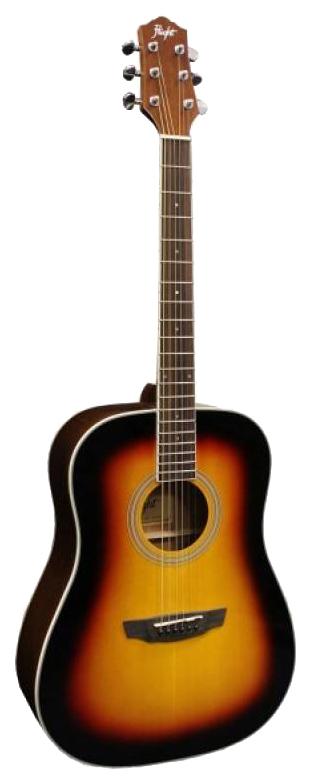 Акустическая гитара FLIGHT D-200 3TS Акустическая гитара фото