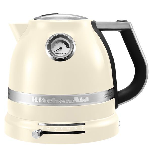Чайник электрический KitchenAid Artisan 5KEK1522EAC Beige фото