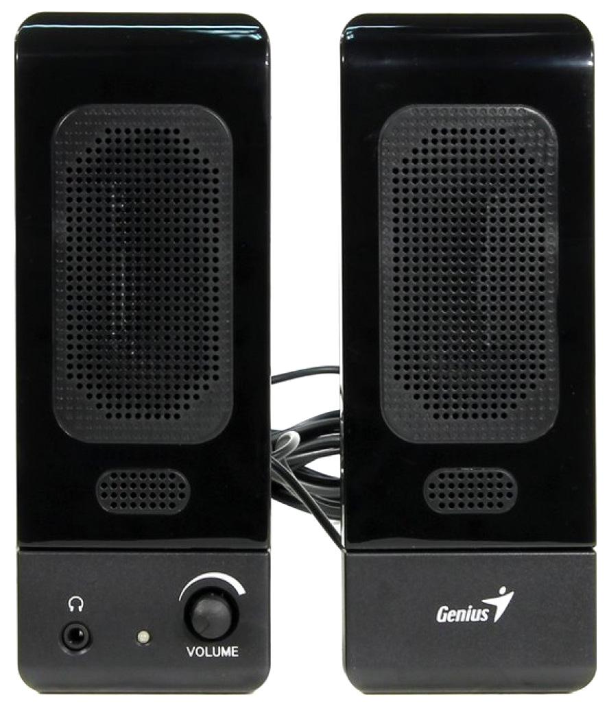 Колонки компьютерные Genius SP U120 Черный
