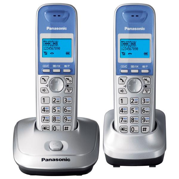 Телефон DECT Panasonic KX TG2512RUS