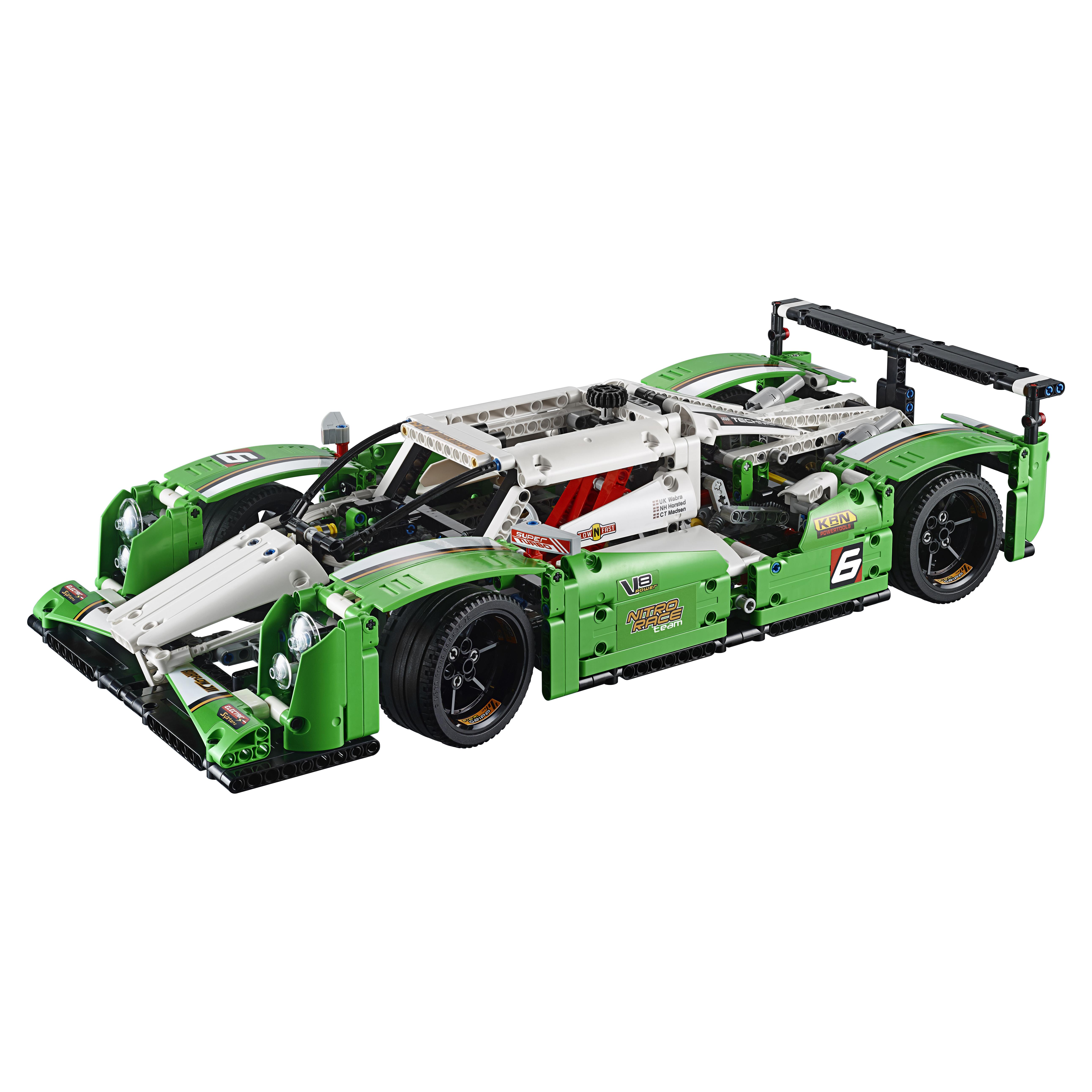 Конструктор LEGO Technic Гоночный автомобиль (42039) фото
