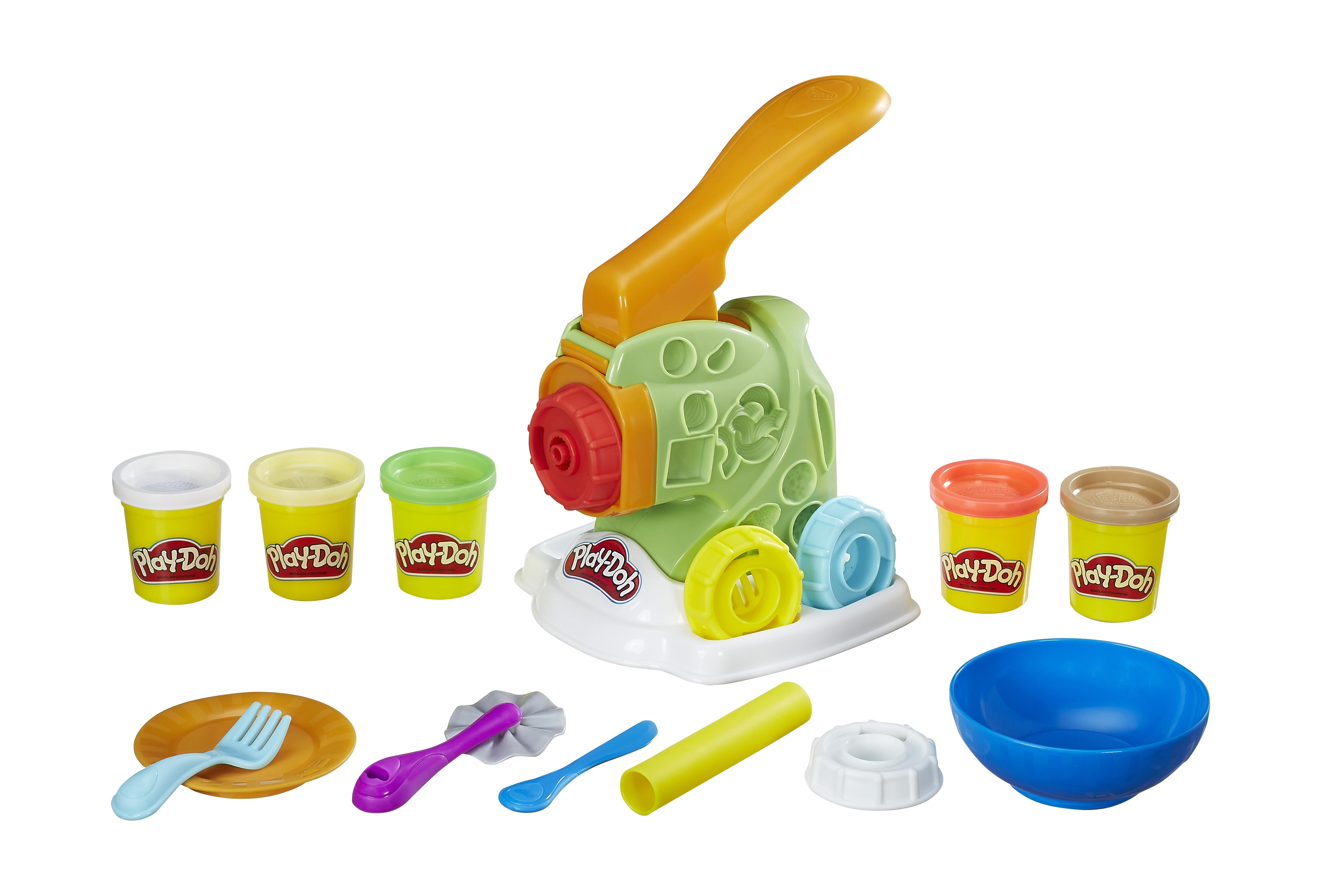 Play Doh игровой набор машинка для лапши