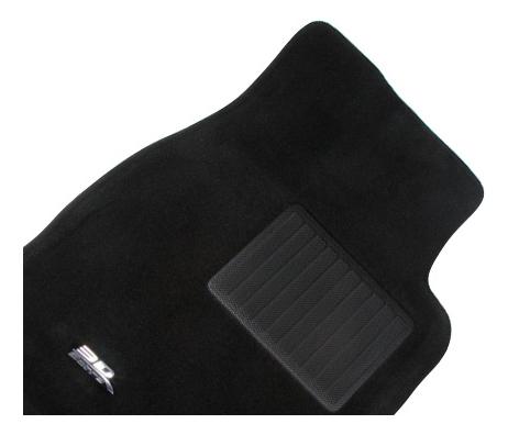 Комплект ковриков в салон автомобиля SOTRA для Land Rover (ST 73-00134)