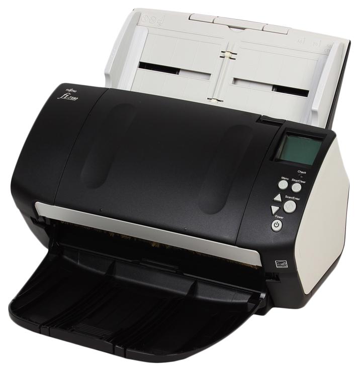 Сканер Fujitsu fi 7180 PA03670 B001 Белый,