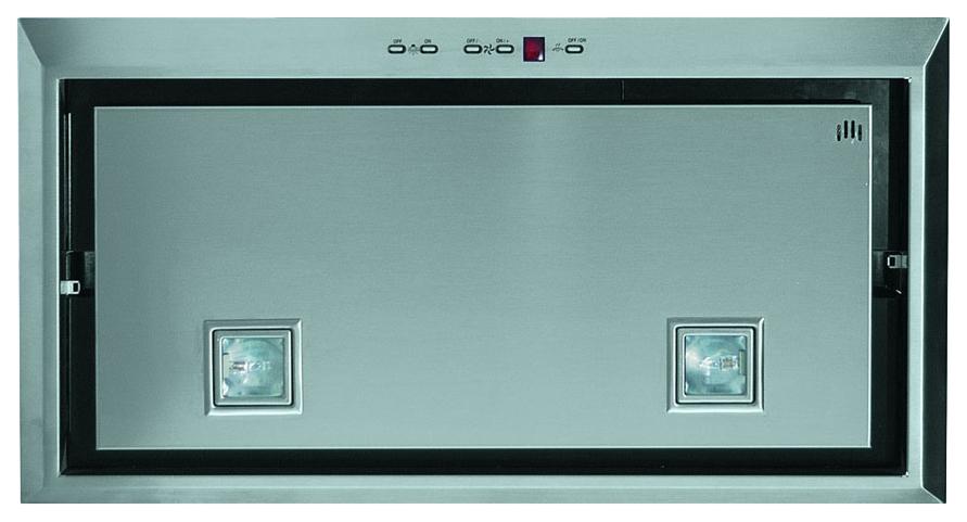 Вытяжка встраиваемая Best PASC 580 FPX Silver