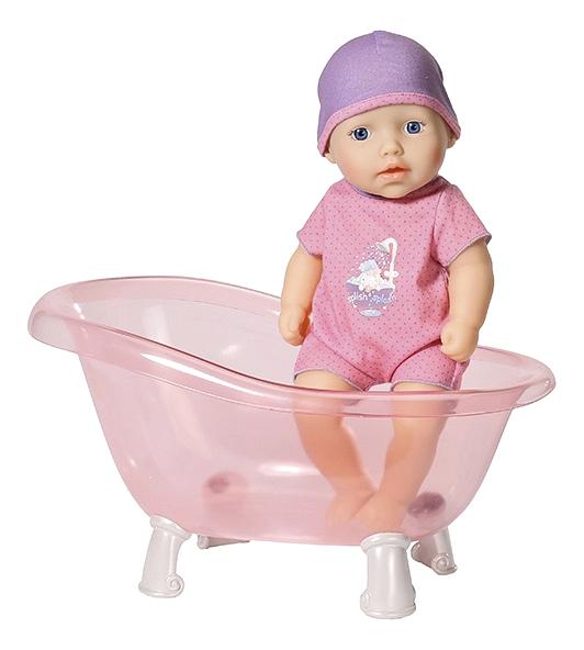 Кукла Zapf Creation My first с ванночкой, 30 см