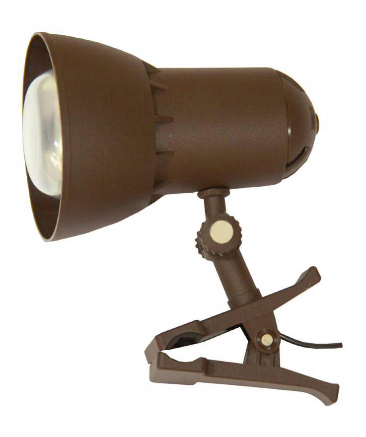 Настольный светильник Трансвит Nadezhda1mini 40Вт коричневый