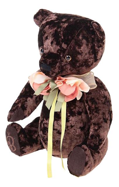 Мягкая игрушка BUDI BASA Медведь БернАрт коричневый 30 см