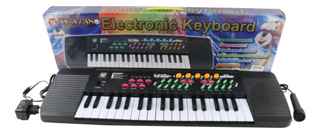 Электросинтезатор игрушечный Shantou Electronic Keyboard Shantou Gepai