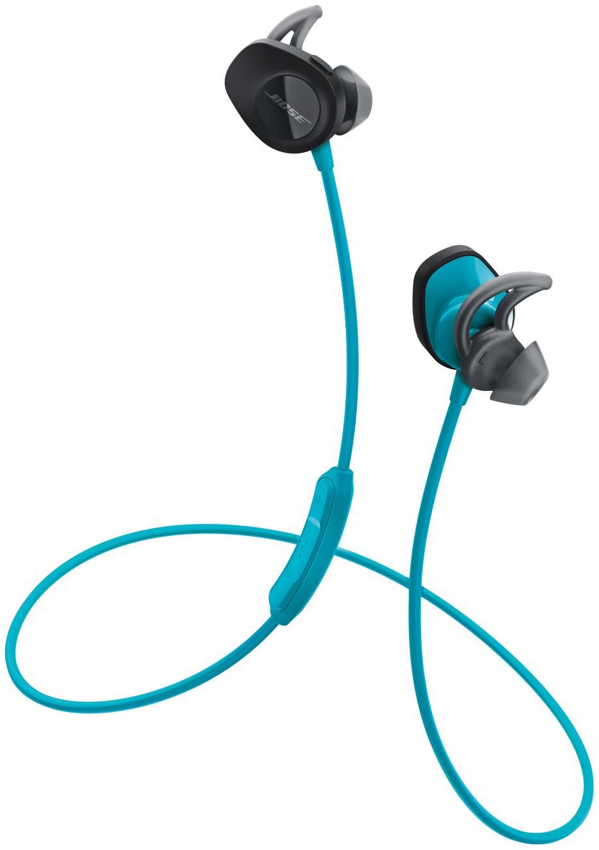 Беспроводные наушники Bose SoundSport Wireless Headphones Aqua