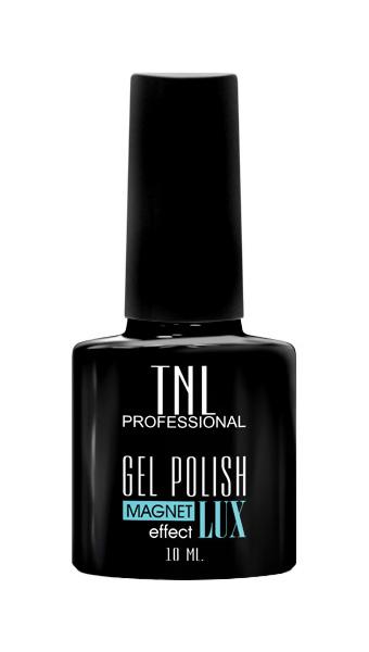 Гель-лак для ногтей TNL Professional Gel Polish Magnet Effect Lux Collection 09 Изумрудный
