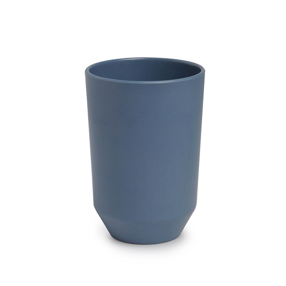 Стакан для зубных щеток Umbra Fiboo синий