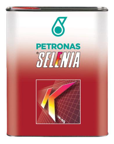 Моторное масло Selenia K 5W-40 2л 11423707