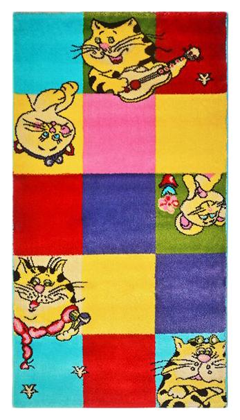 Купить Ковер детский Kamalak tekstil Kamalak tekstil 80х150 УКД-2065, Коврики для детской