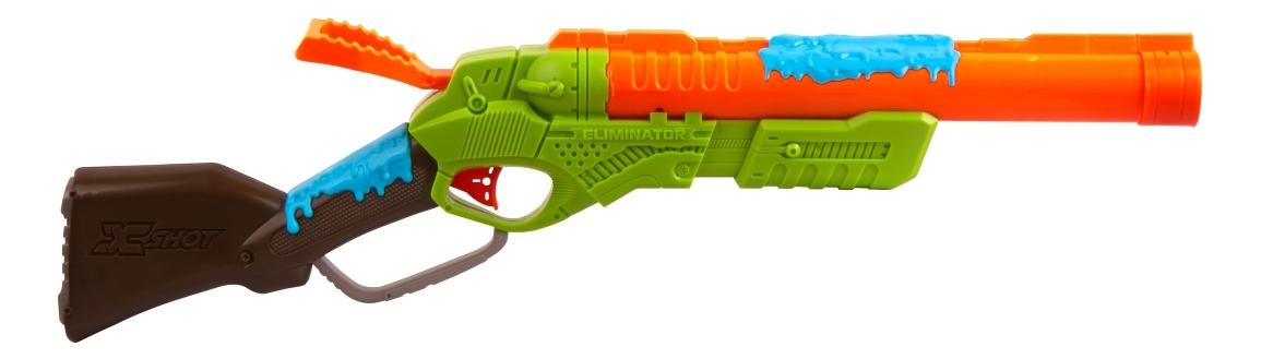 Купить Бластер ZURU X-SHOT 4802 Ружье с мишенями Атака Пауков, Бластеры