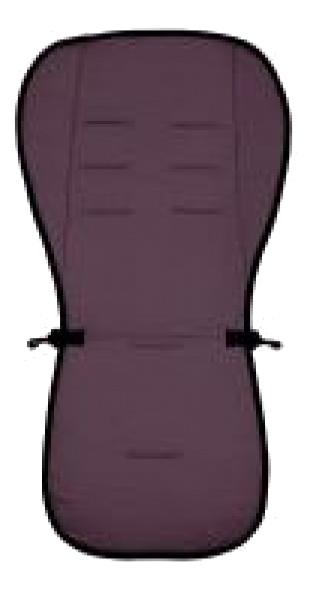 Купить Матрасик в коляску Altabebe Lifeline Polyester+3D Mesh Bordeaux, Аксессуары для детских колясок