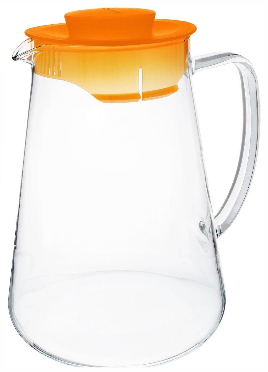 Кувшин Tescoma TEO 2,5 Оранжевый; Прозрачный