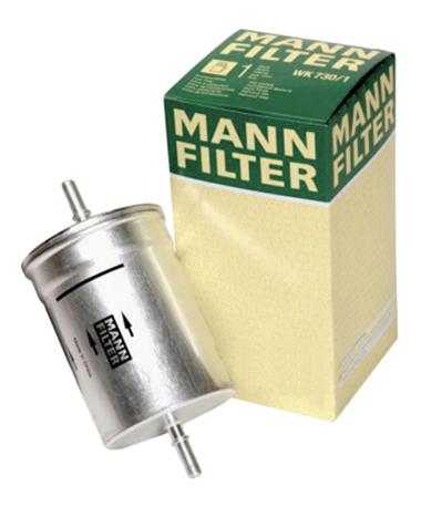 Фильтр топливный MANN-FILTER PU820X фото