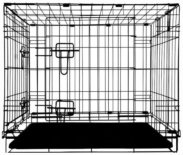 Клетка для собак Triol 004 К Yongli