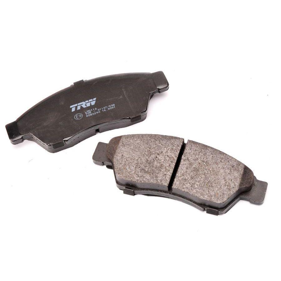 Тормозные колодки TRW/Lucas задние дисковые для Fiat Grande Punto GDB1656 фото