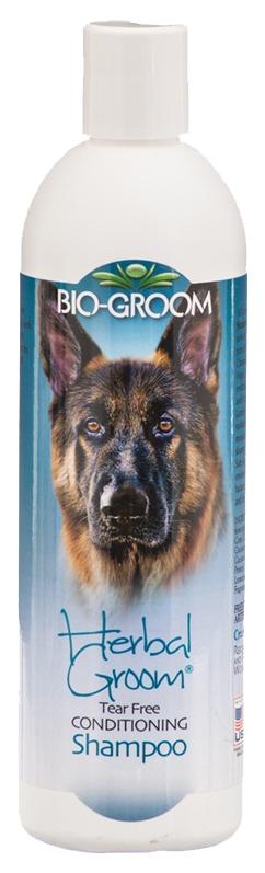 Шампунь для кошек и собак Bio-Groom Herbal Groom без слез, универсальный, 355 мл