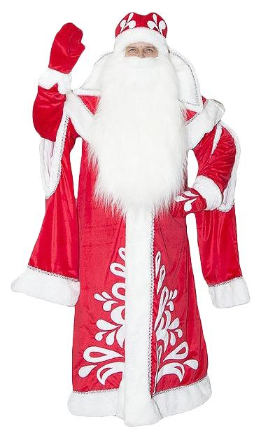Новогодний костюм Бока Дед Мороз Боярский 2044