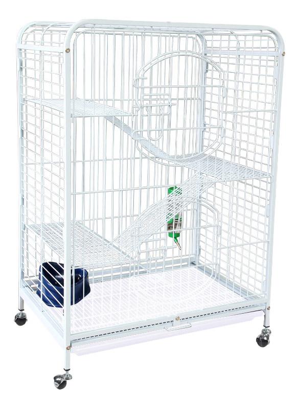 Клетка для крыс, морских свинок, мышей, хомяков Triol 92.5х43.5х64см