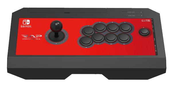 Аркадный контроллер Hori NSW 006U Black/Red