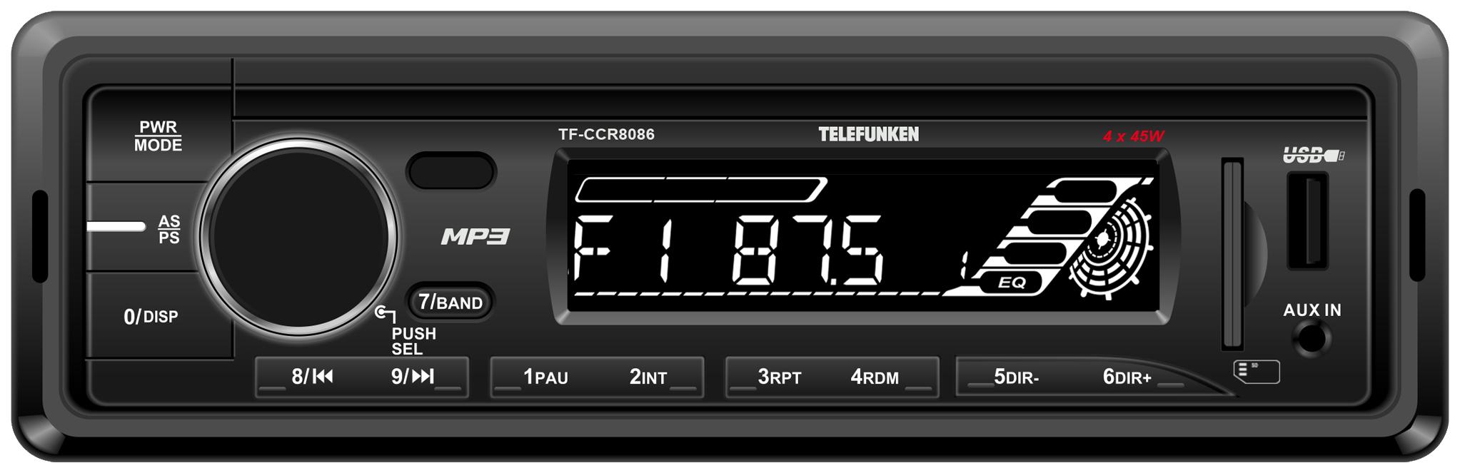 CAM Telefunken TF-CCR8086