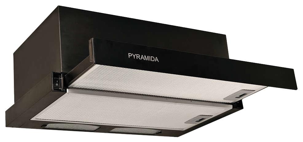 Вытяжка встраиваемая Pyramida TL 60 Black
