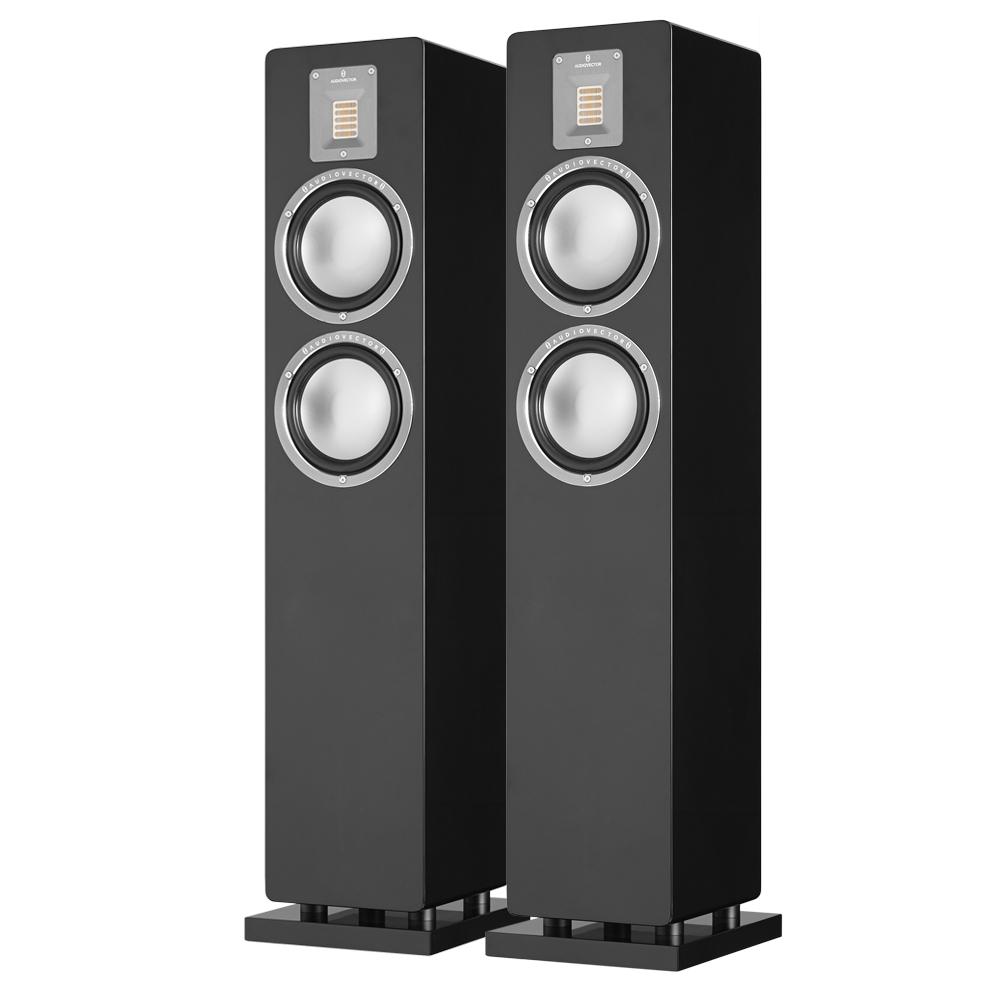 Акустическая система напольная Audiovector QR 3 Black