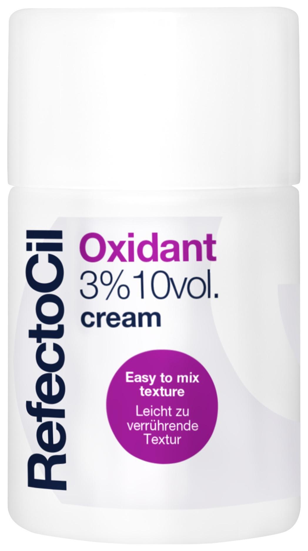 Оксидант RefectoCil Oxidant cream 3% 10 vol