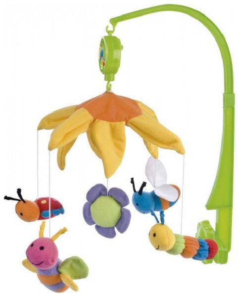 Купить Мобиль механический Canpol Пчелки 2/348, Canpol Babies,