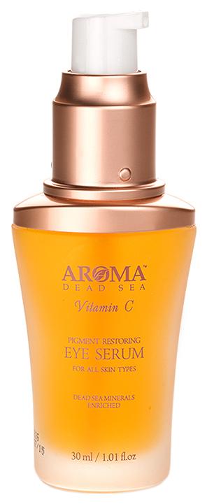 Сыворотка для глаз Aroma Dead Sea Vitamin