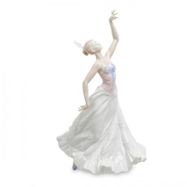 Статуэтка Танцовщица (Pavone) , h=35см фото
