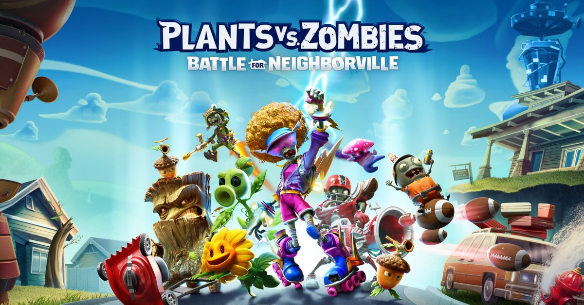 Игра Plants vs. Zombies: Битва за Нейборвиль для Xbox One EA