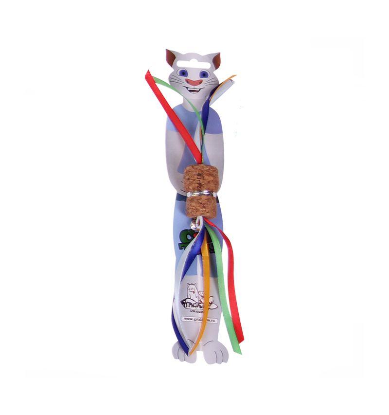 Игрушка для кошек Грызлик Ам Пробка
