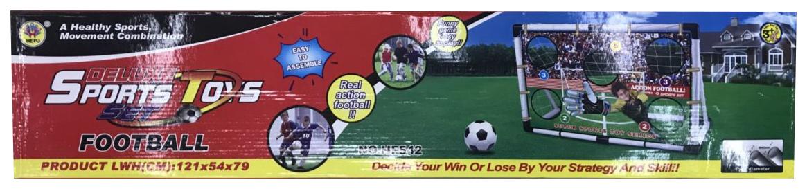 Купить SHANTOU Набор Футбол IT104397, Shantou Gepai, Детские летние игры