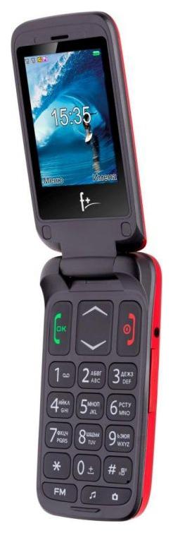 Мобильный телефон F+ Ezzy Trendy 1 Red