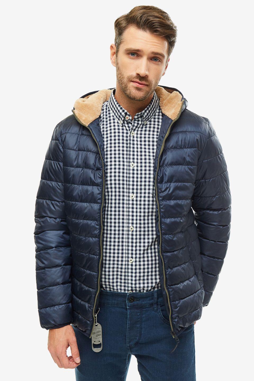 Куртка мужская TOM TAILOR 1013200-10668 синяя S