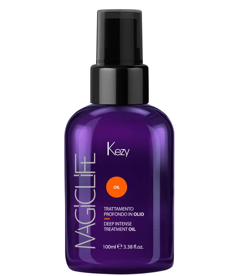 Асло для волос Kezy Magic Life Deep Intense Treatment Oil для глубокого ухода, 100мл