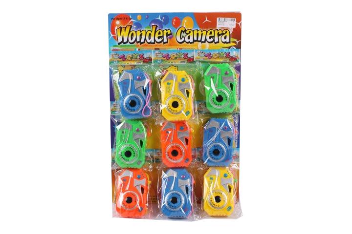 Купить Набор фотоаппаратов Wonder Camera 9 шт. CRD 42x28см, арт. 305-025D/305-016B, Junfa toys, Развивающие игрушки