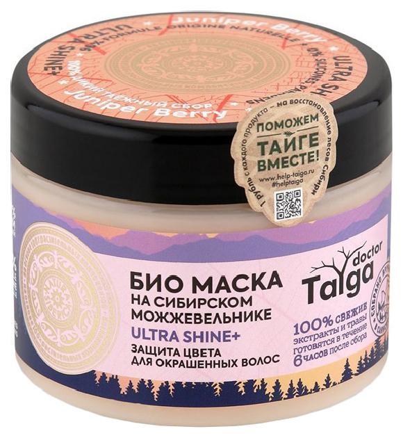 Маска для волос Natura Siberica Doctor Taiga Защита цвета 300 мл