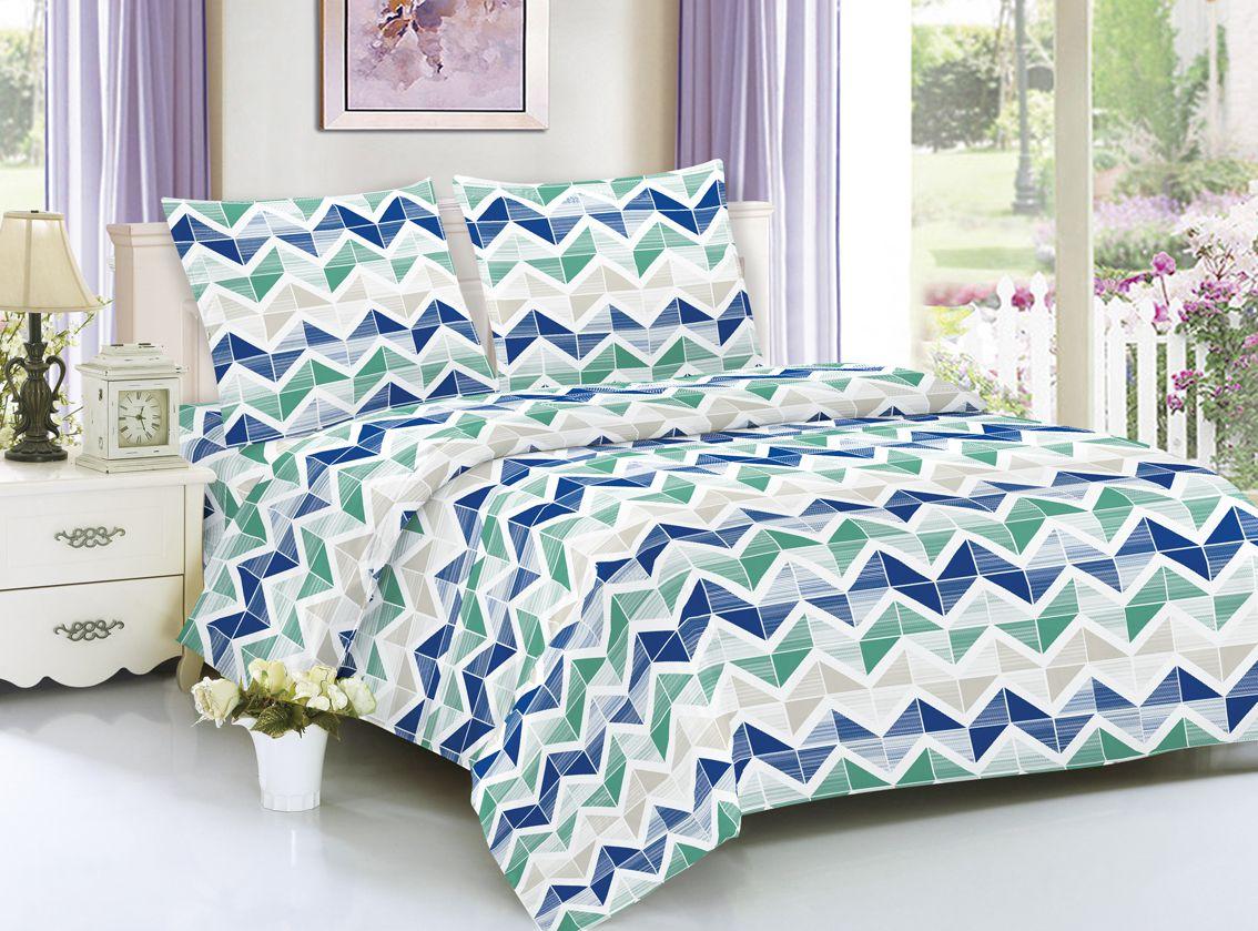 Комплект постельного белья Amore Mio BZ Velizar двуспальный, 5357