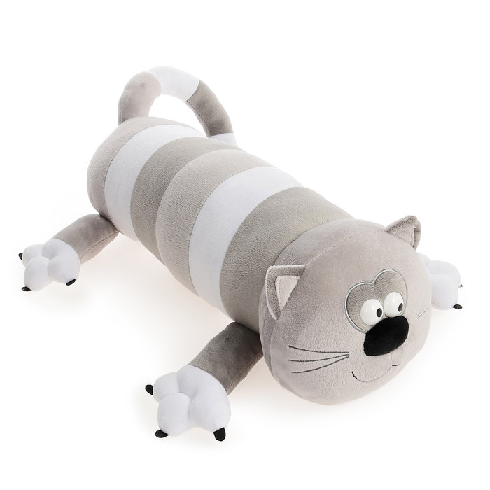 Мягкая игрушка Кот-Батон 56 см