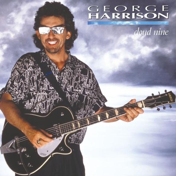 Виниловая пластинка George Harrison  Cloud Nine (LP), Dark Horse Records  - купить со скидкой